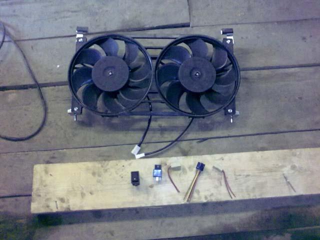 Электрические вентиляторы от